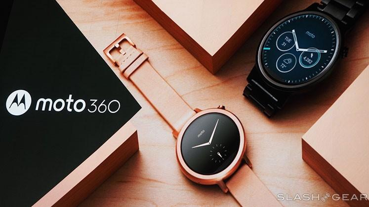 Moto 360 2 (2015) revealed in full by Motorola