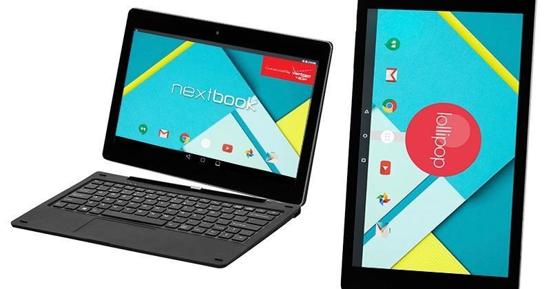 E FUN's new Nextbook Ares tablets tout Verizon 4G LTE