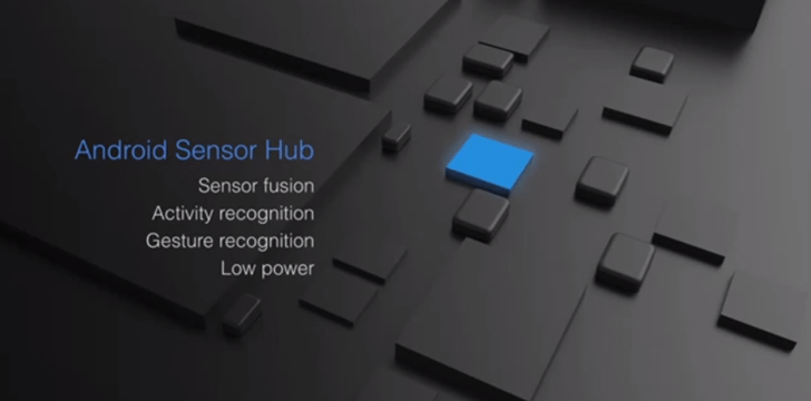 New Android Sensor Hub chip promises more data for less power