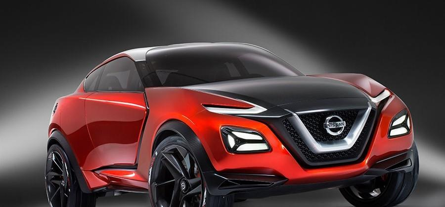 Nissan Gripz concept is a sports crossover with a Volt-like powertrain