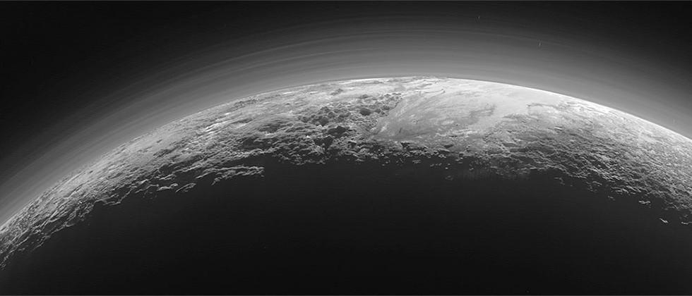 NASA's newest Pluto photos are breathtaking