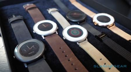 Pebble Time Round gallery
