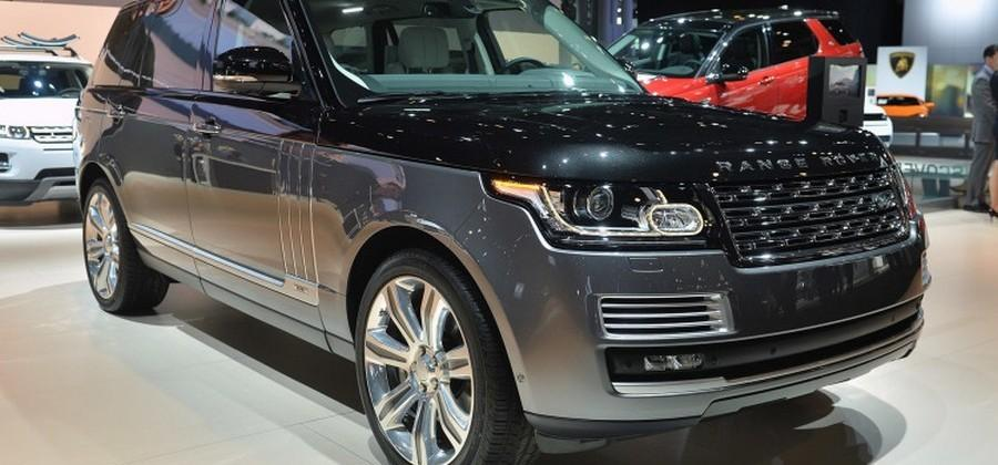 Range Rover SVO to build SUV to compete against Bentayga