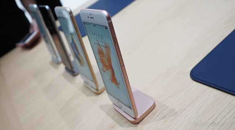 iPhone 6s off-contract pricing revealed, Gold 6 discontinued