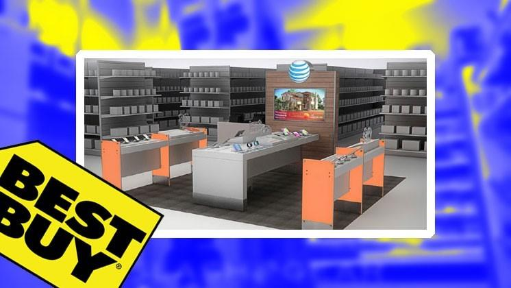 Verizon and AT&T to bring their tiny stores to Best Buy