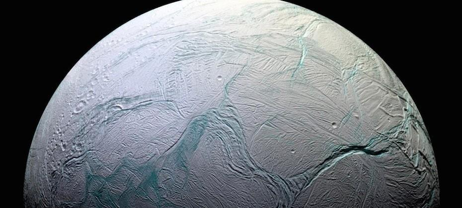 NASA: Enceladus has a global ocean beneath its icy surface