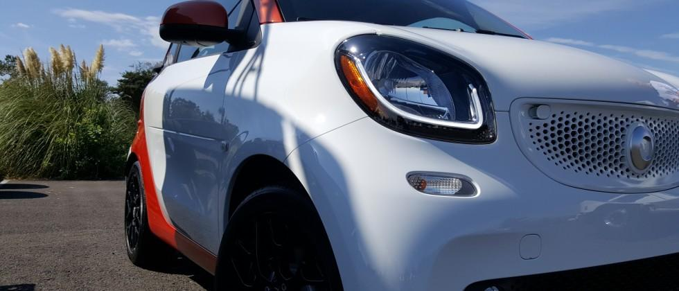 2016 smart ForTwo first-drive: Better, not bigger