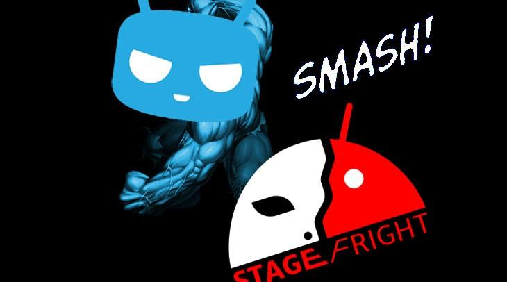 CyanogenMod update smashes Stagefright