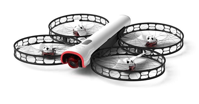 Snap 4K flying camera drone keeps your hands safe