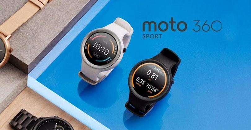 Moto 360 Sport details released alongside 2nd gen