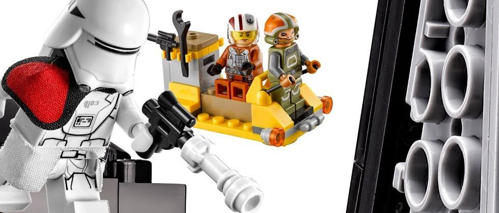 First-wave LEGO The Force Awakens line revealed for Force Friday