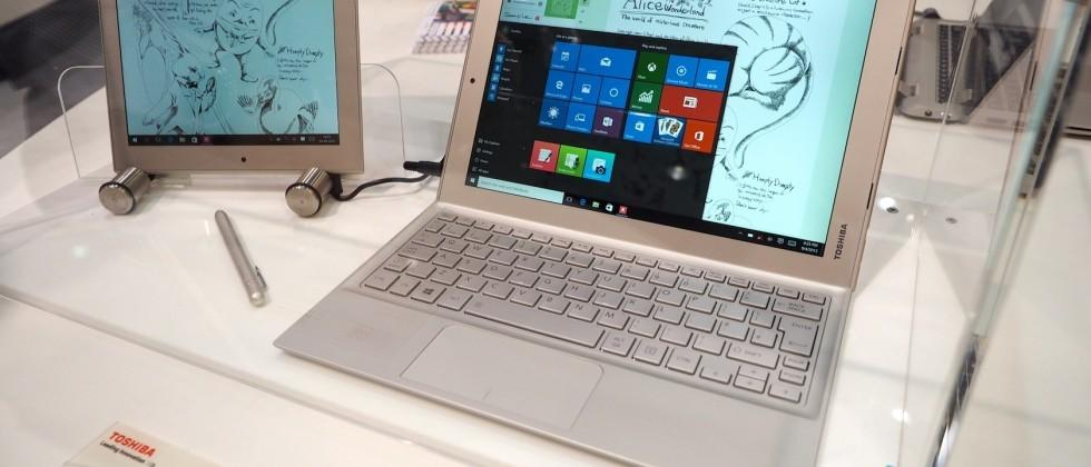 Toshiba has an incredible 2-in-1 Windows 10 tablet [Updated]