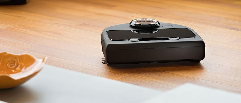 "Neato Botvac Connected aims for ""a new standard for robot vacuums"""