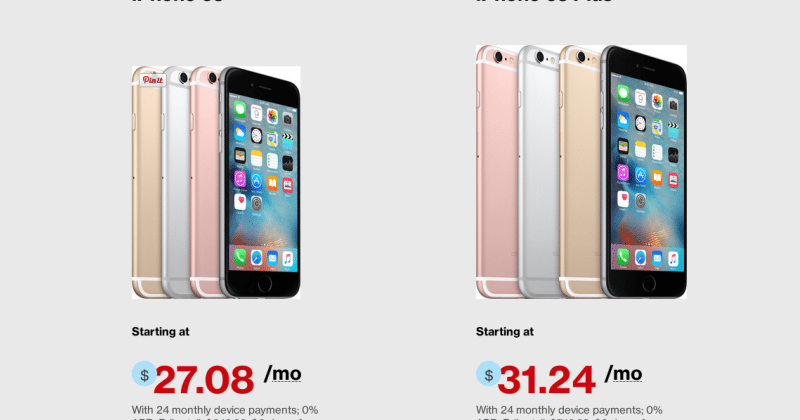 Verizon now also has an iPhone yearly upgrade scheme