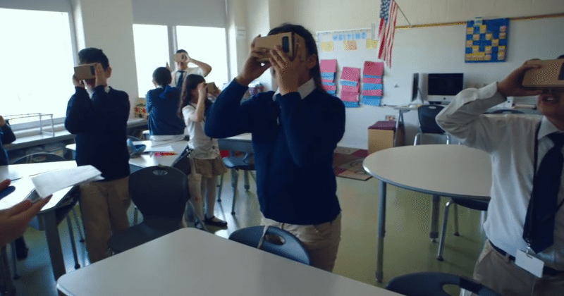 Google Expeditions Pioneer Program makes VR educational