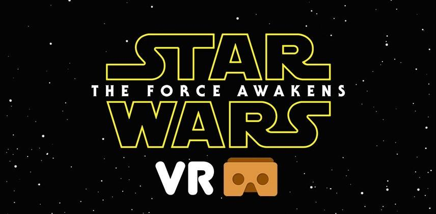 Star Wars VR trailer released to Google Cardboard on YouTube (unofficially)