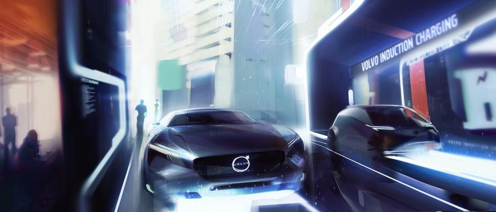 Volvo talks electrification with all-EV model due 2019