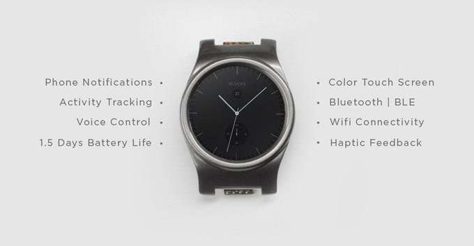 Blocks Modular Smartwatch blasts Kickstarter goal with wacky wearable