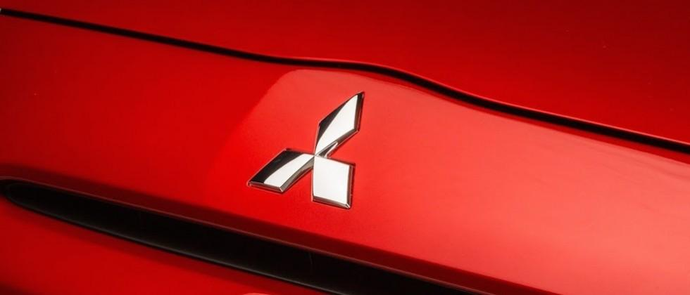 Mitsubishi concept projects turn signal indicators onto the road