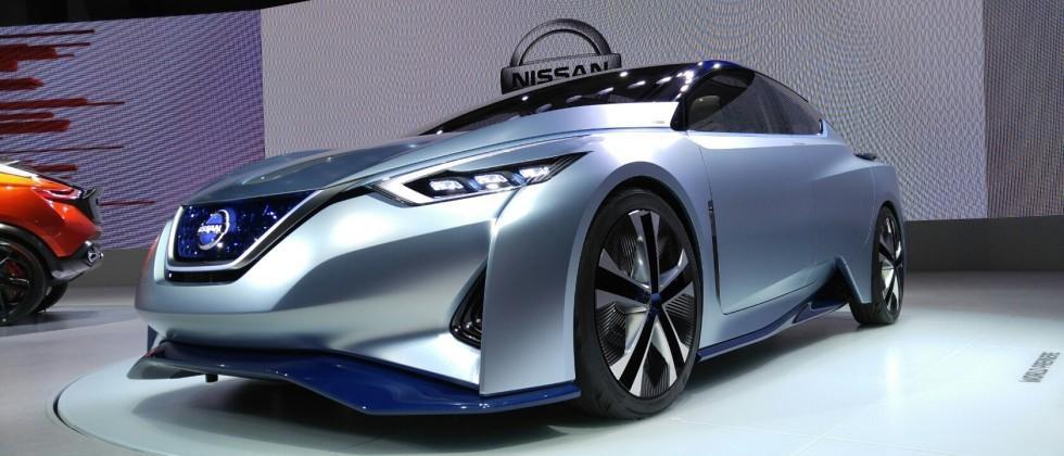 Nissan's IDS Concept mixes autonomous EV with Google Now-style AI