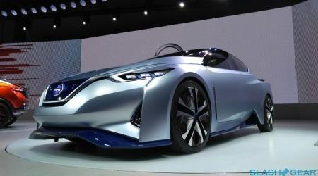 Nissan IDS Concept Car Gallery [Video]