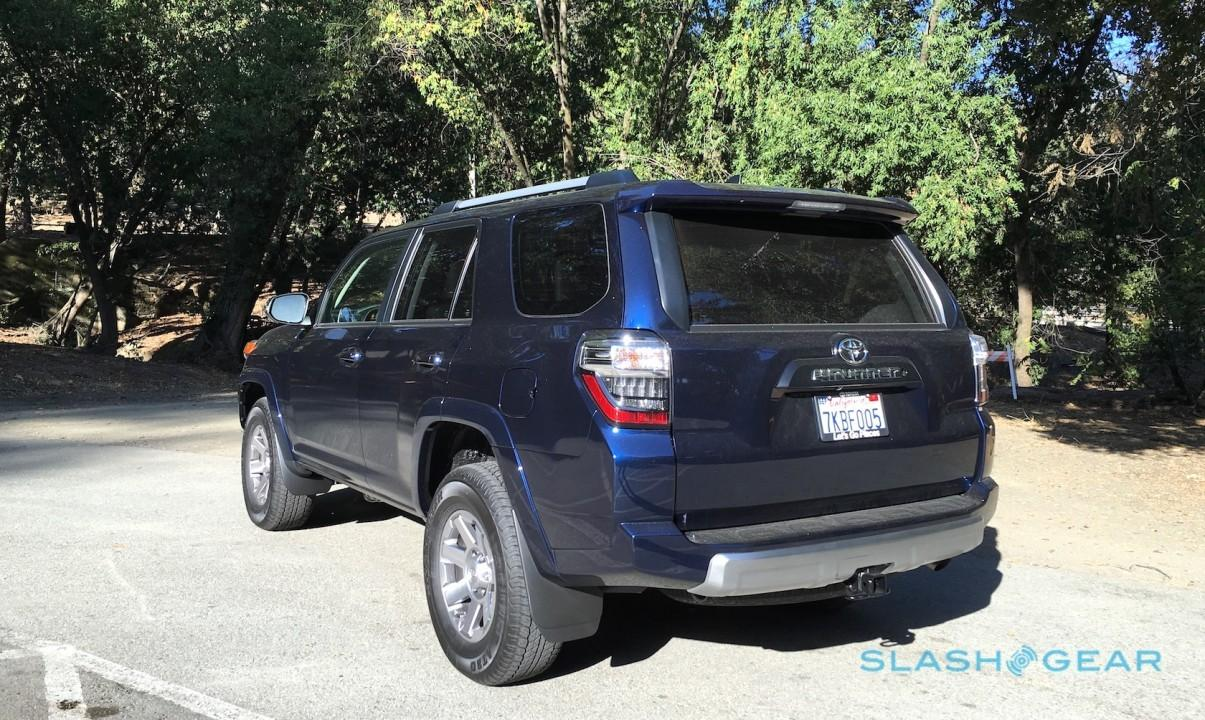 2016 Toyota 4runner Review Sg 12