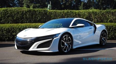 2017 Acura NSX gallery