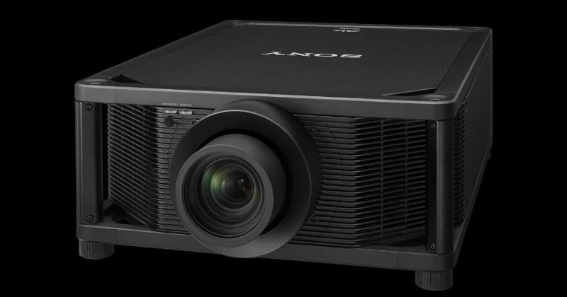 Sony brings 4K to home theaters with new projectors