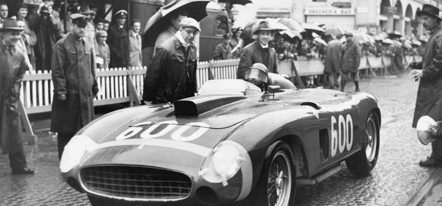 1956 Ferrari 290 MM by Scaglietti could be most valuable car Sotheby's ever sold