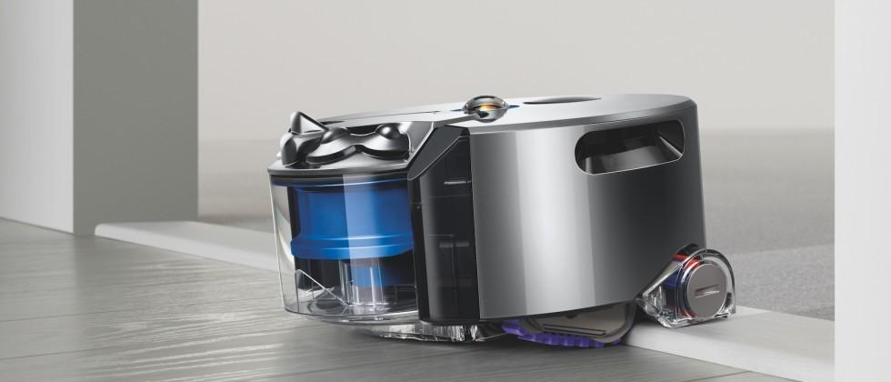 Dyson's 360 Eye robo-vacuum hits Japan with crazy price
