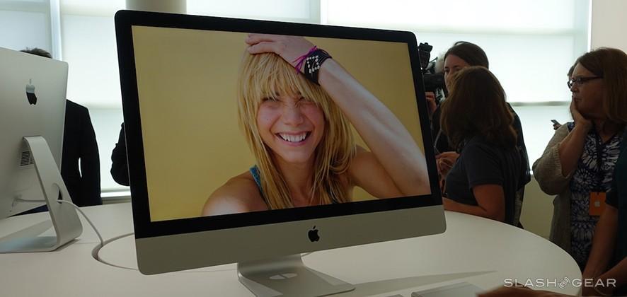 New 4K iMac may beat the iPad Pro to stores