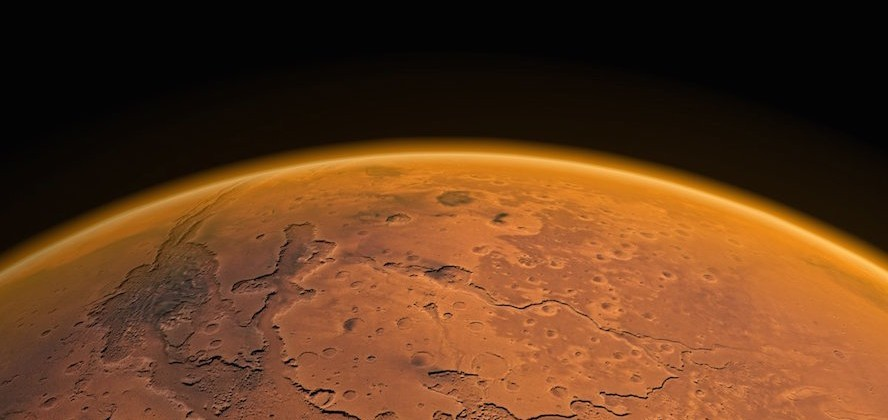 Mars' ancient lakes may have supported life