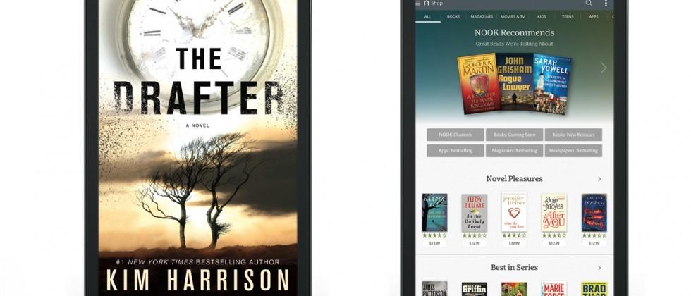 Barnes & Noble Samsung Galaxy Tab E NOOK launched
