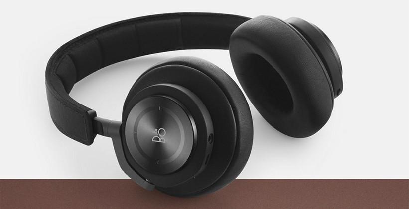 B&O's BeoPlay H7 headphones are wireless, beautiful