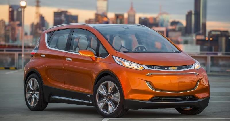 LG, GM team up to develop Chevrolet Bolt EV