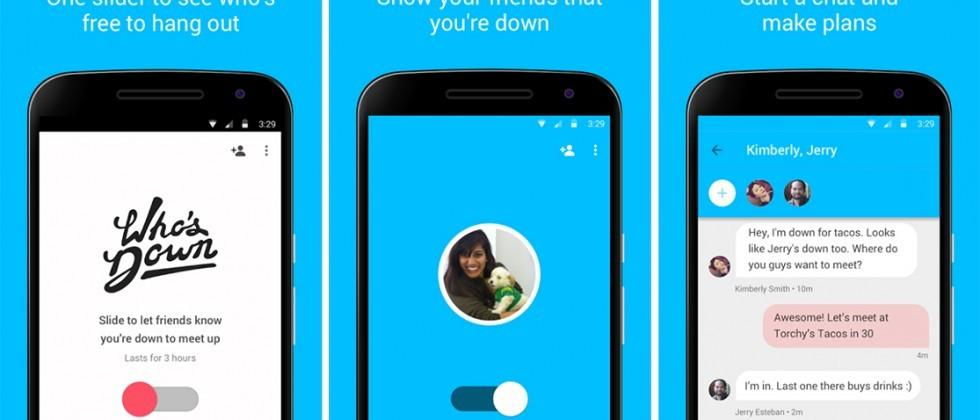 Google's 'Who's Down' makes it easier to hang out in person