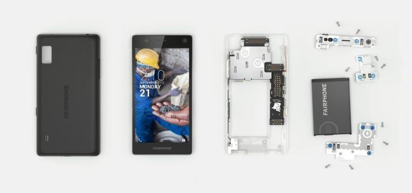 Fairphone 2 brings modular Android to the masses this December