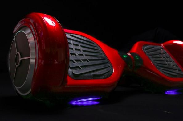 London law enforcement says 'hoverboards' are illegal