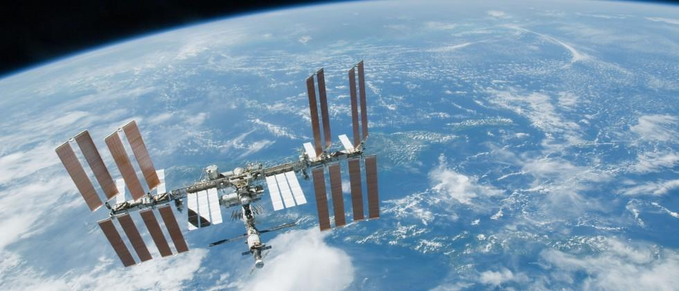 Study details germs on International Space Station