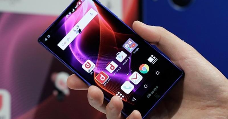 Fujitsu's terahertz receiver can fit inside a smartphone