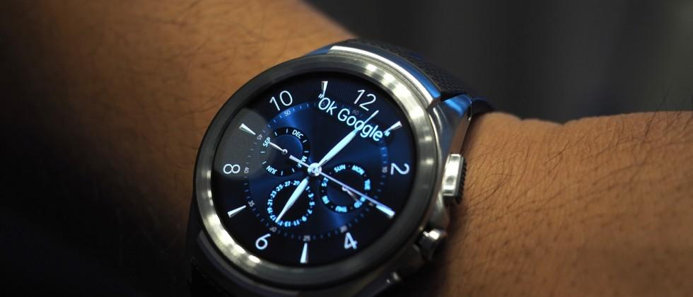 LG Watch Urbane 2nd Edition LTE hands-on: Android Wear gets 4G