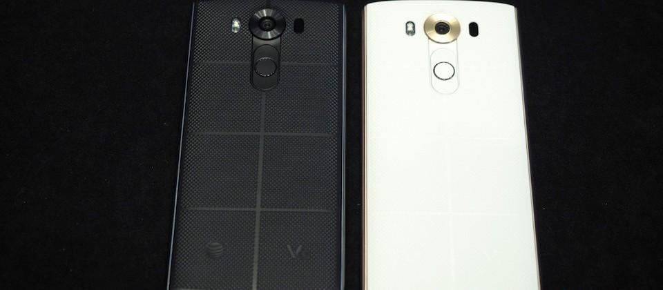 LG V10 brings its dual screens to AT&T, T-Mobile this week [UPDATED]