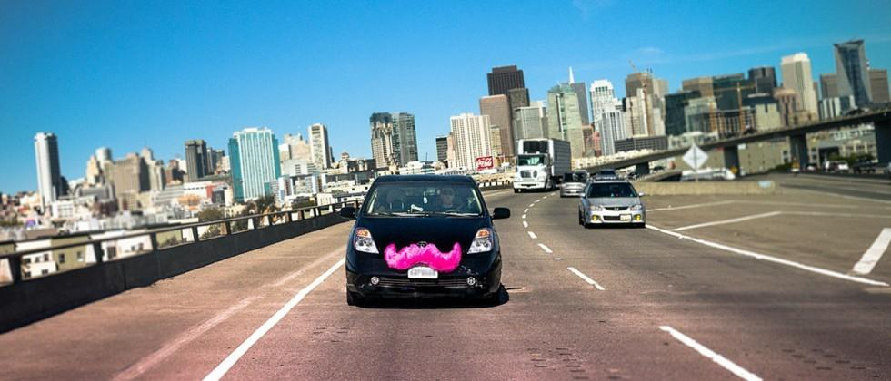 Lyft partners with Hertz so drivers can use rentals