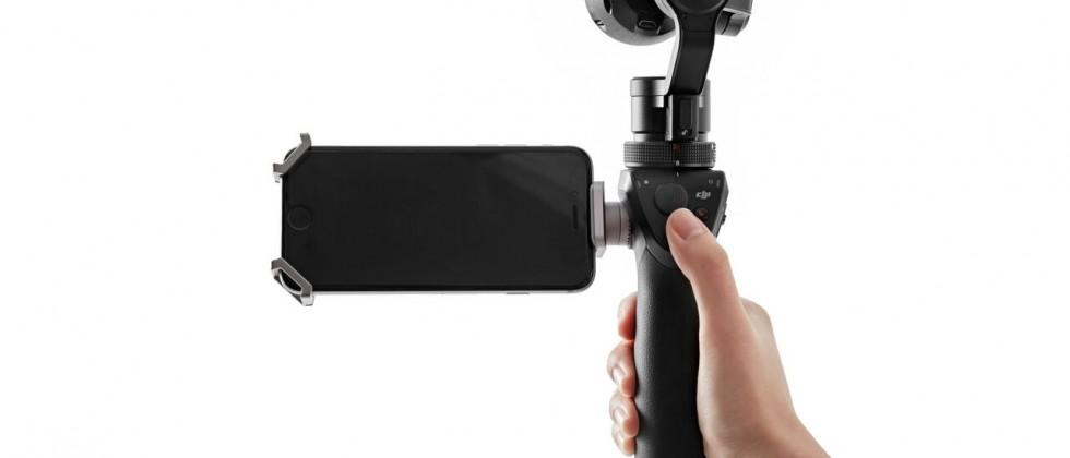 DJI Osmo handheld stabilized 4K camera unveiled