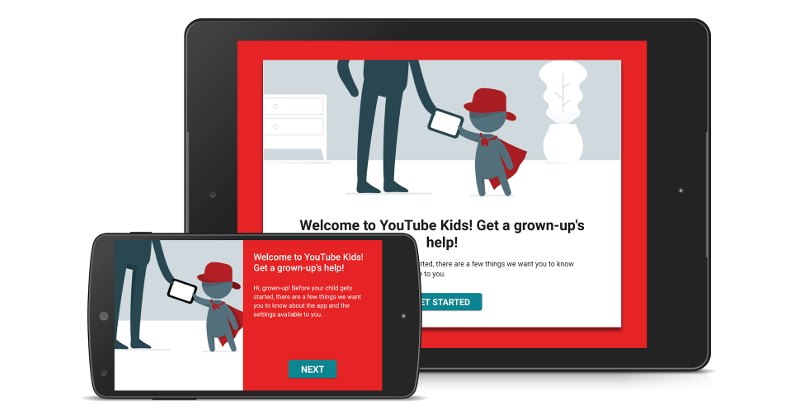 YouTube updates Kids app to appease worried parents