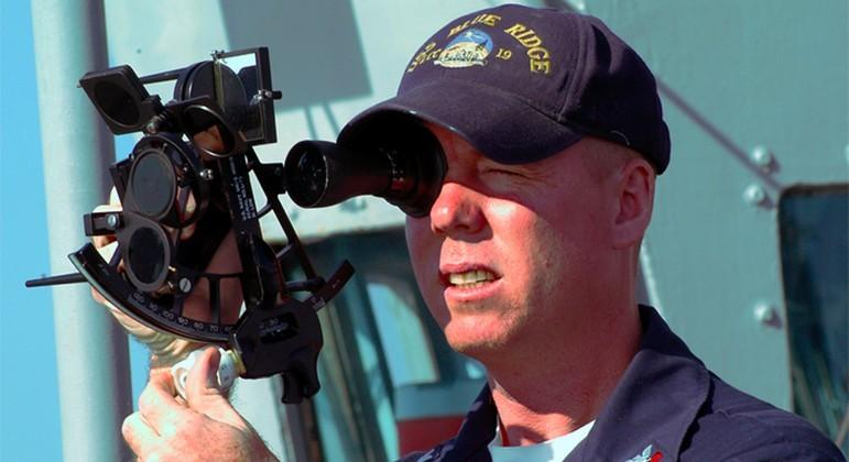 Cyberattack risk prompts Navy to take up celestial navigation