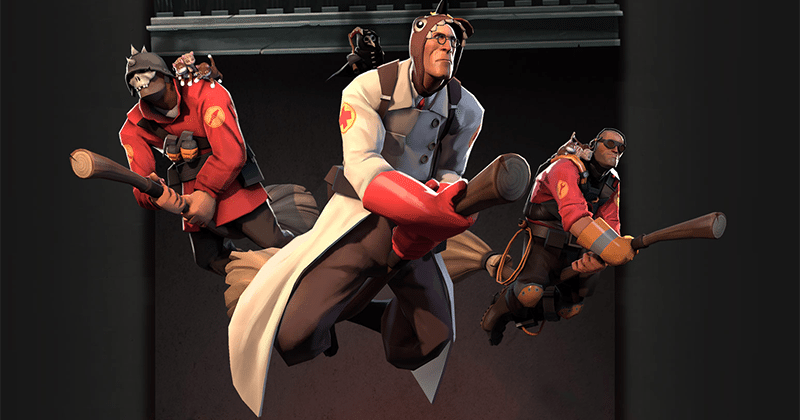 Valve resurrects Halloween modes for Team Fortress 2