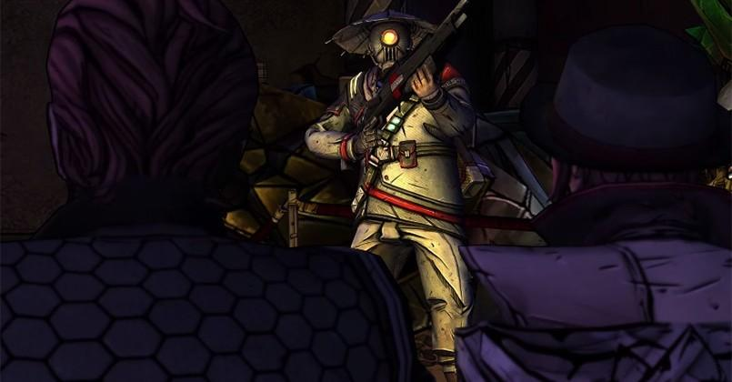 Tales from the Borderlands: Finale shown off in trailer