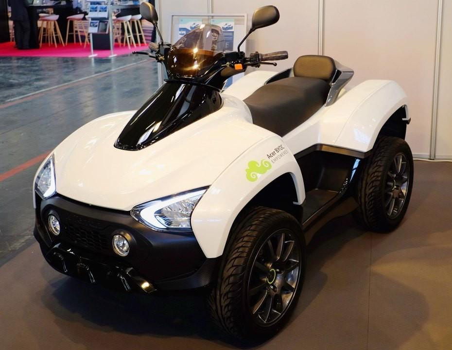 Acer reveals its developing an electric ATV
