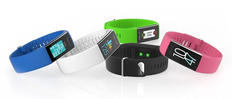 Polar debuts A360 fitness wearable with optical heart rate monitoring